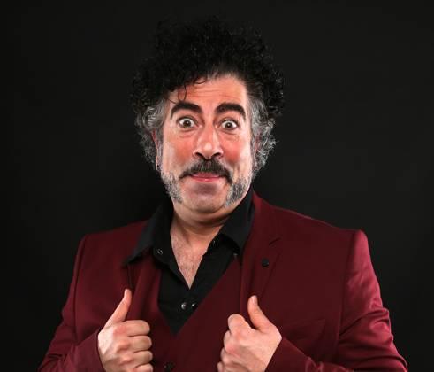 """Agustín Jiménez: """"La comedia tiene que coger los conflictos y socializarlos"""""""